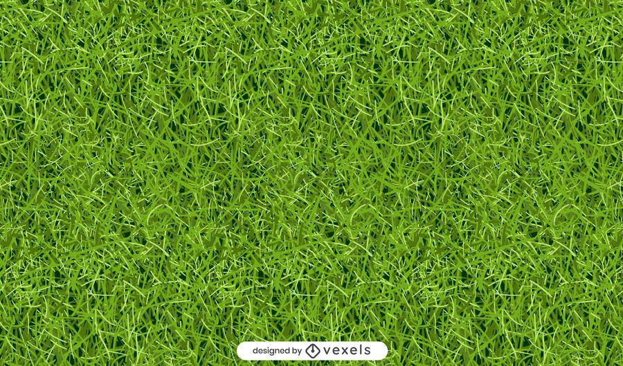 Green grass pattern design