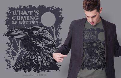 Lo que viene es un mejor diseño de camiseta.