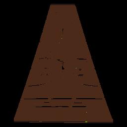 Máscara tiki de Hawaii