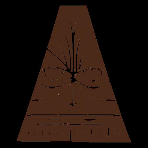 Hawaii tiki mask