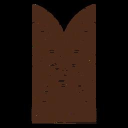 Tótem tiki hawaiano