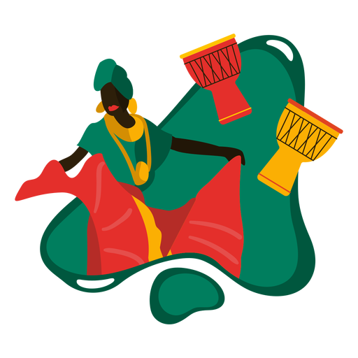 Kwanzaa african traditional illustration kwanzaa