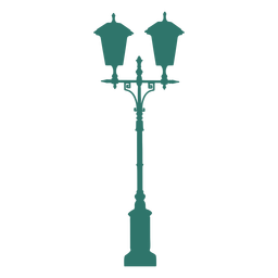Classical street lamp vintage street lamp