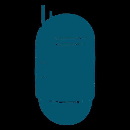 Robot capsule machine