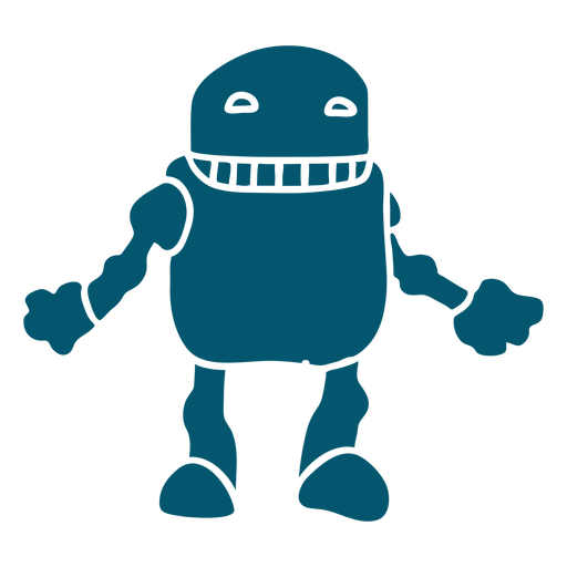 Small robot android