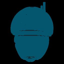 Pequeño robot de metal ai