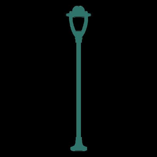 Lámpara de calle luz vintage
