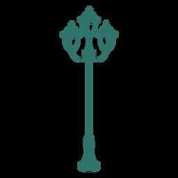 Lámparas de calle vintage