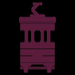 Trolley delantero vintage