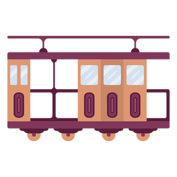 Trolley side flat