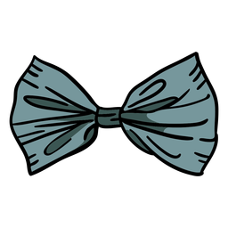 Bow tie illustration