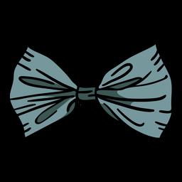 Ilustración de pajarita