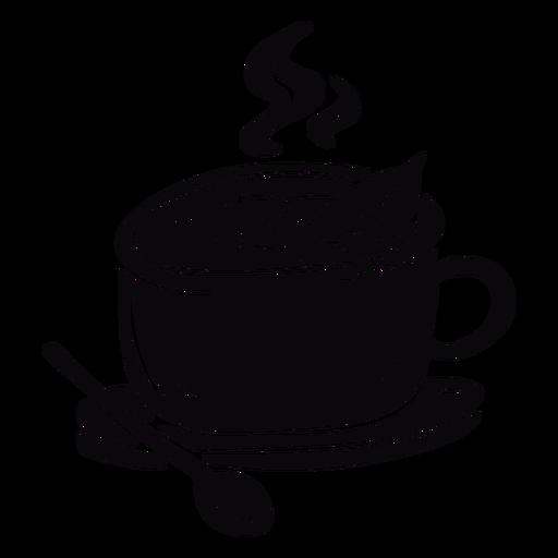 Coca tea leaves black