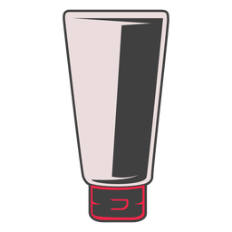 Conditioner tube illustration