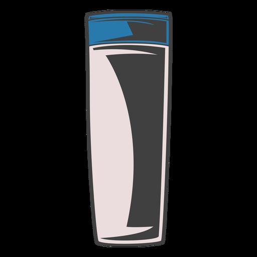 Lotion tube illustration