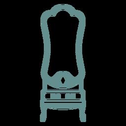 Espejo tocador victoriano