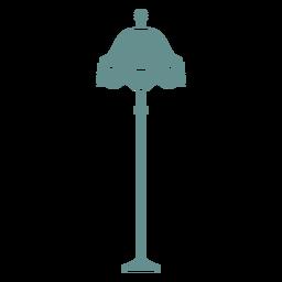 Lámpara victoriana vintage