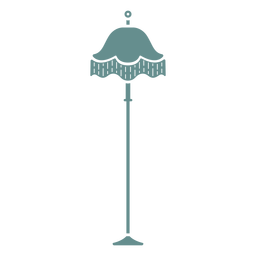 Victorian lamp vintage