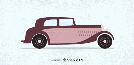 Hot Rod carro antigo
