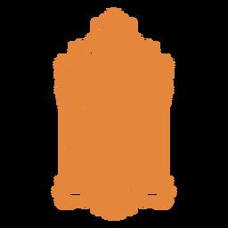 Espejo de pared vintage