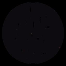Vinilo la nueva insignia negra digital