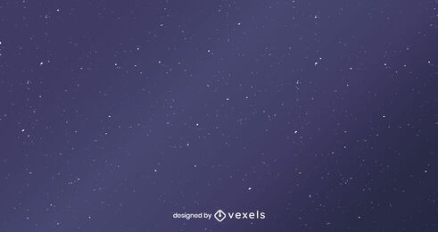 Night sky background design