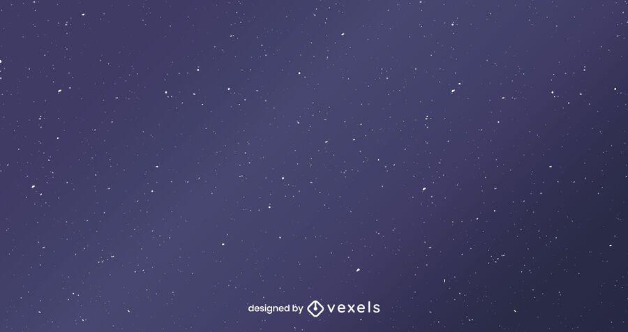 Night sky background design