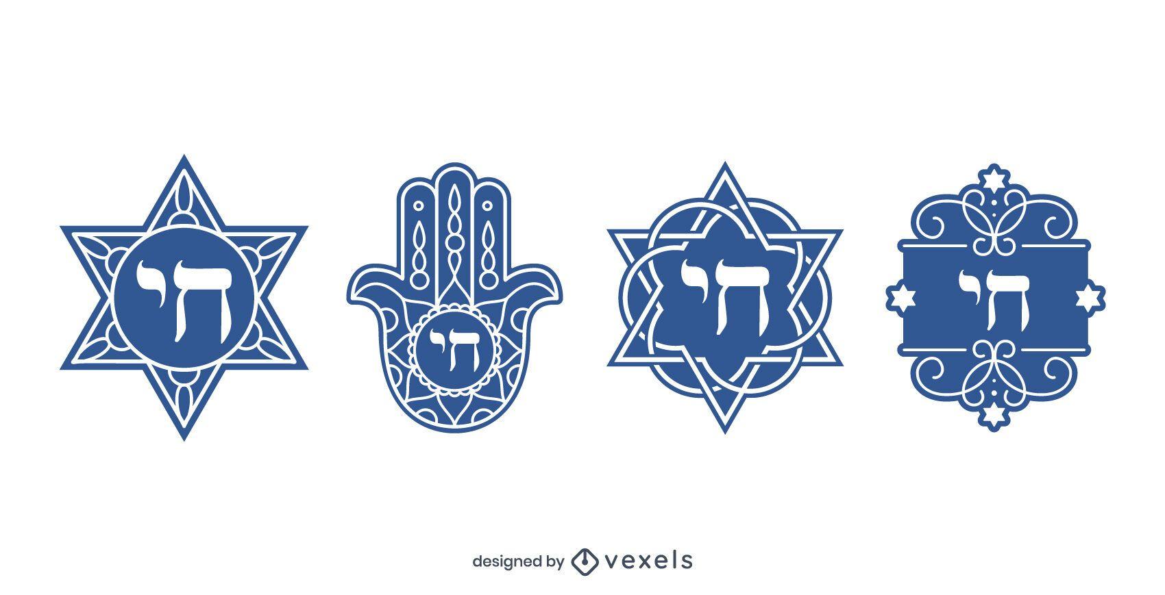 Chai Symbol Design Pack