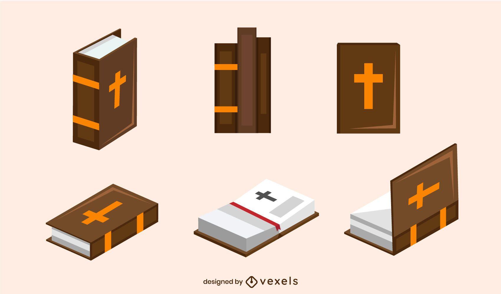 Bible set design