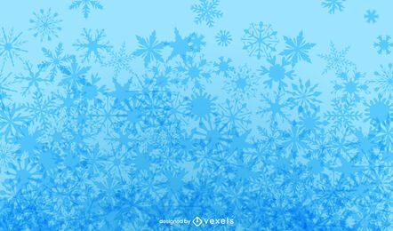 Frost background design
