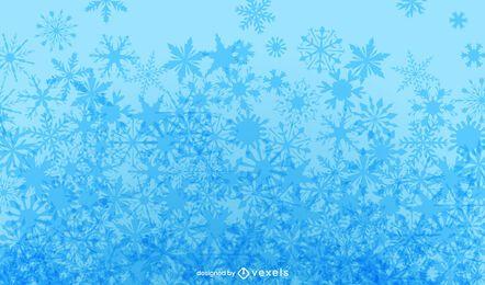 Frost Hintergrund Design