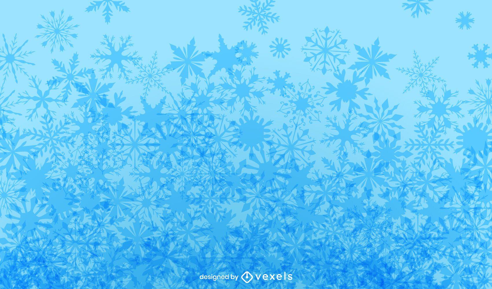 Frost background design