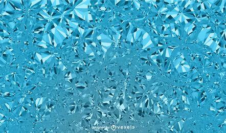 Desenho de fundo de gelo gelado