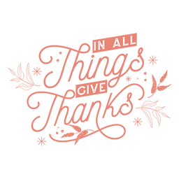 Thankful thanksgiving lettering thanksgiving