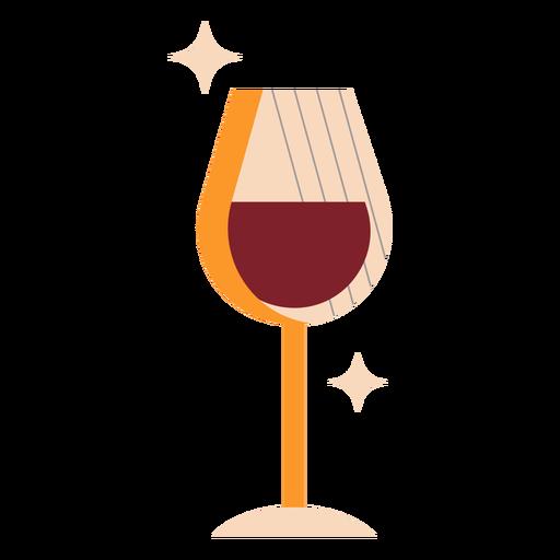 Copa de vino copa de vino plana
