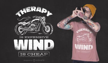 Wind is cheap t-shirt design