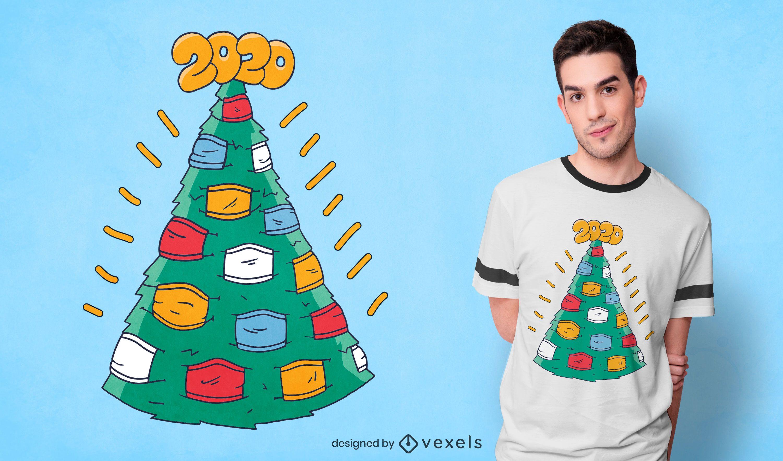 Design de camisetas Christmasks