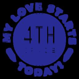 El amor de cuarto grado comienza hoy