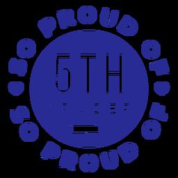 5th grade proud of design