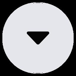 Ícone de seta simples