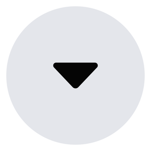 Arrow simple icon Transparent PNG
