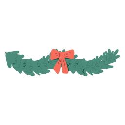 Bow ornament decoration