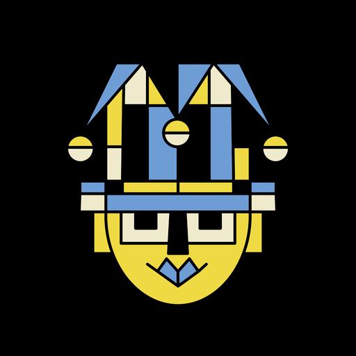 Diseño de ilustración de carnaval uruguay