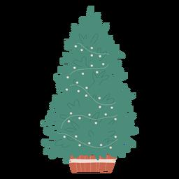 Ilustración de árbol de navidad árbol de navidad
