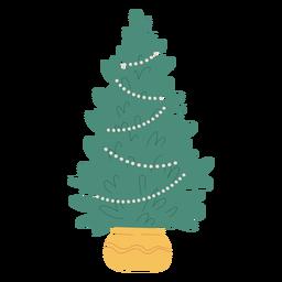 Árvore de natal ilustração desenho árvore de natal