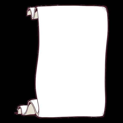 Ilustraci?n de papiro cl?sico