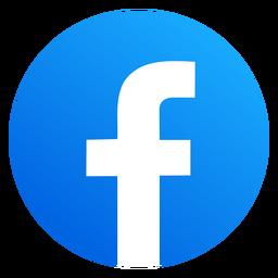 Icono de facebook logo - Descargar PNG/SVG transparente