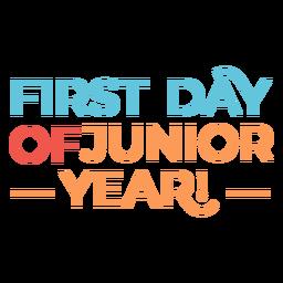Cotação do primeiro dia do primeiro ano