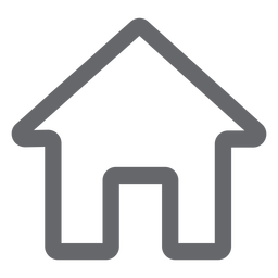 Home icon flat