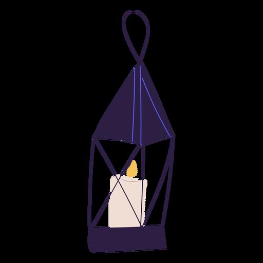 Lantern light illustration design